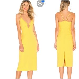 NWOT LOVERS AND FRIENDS ZORA DRESS SIZE S